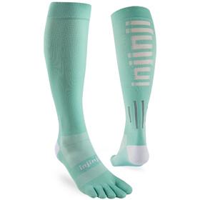 Injinji Compression Lightweight OTC Socks Women jade